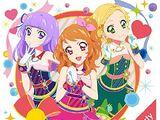 "TV Anime ""Aikatsu!"" 3rd Season New OP/ED Themes - Lovely Party Collection / Tutu・Ballerina"