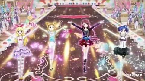 Aikatsu! - All 4 Girls! -Valentine's Day Special - (episode 18)