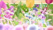 Mezashite Aikatsu! - 28 senjyō a 9