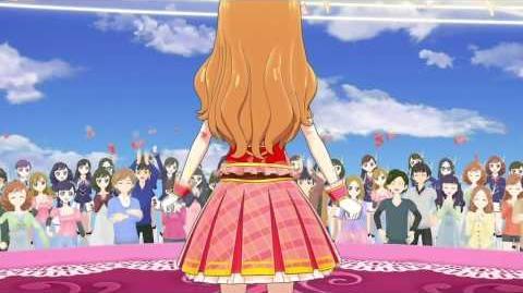 (HD)Aikatsu!-Akari-Idol Activity! (Episode 76)