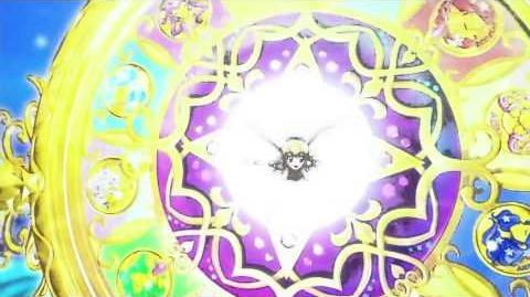 Aikatsu! Episode 94 Sweet Spice 2wingS-0