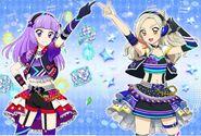 Rin & sumire photokatsu