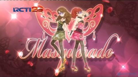 Aikatsu! Masquerade - Wake up my music (Bahasa Indonesia ver