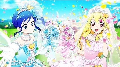 「アイカツ!フォトonステージ!!」オリジナル新曲「青い苺」プロモーションムービー