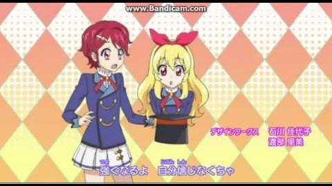Aikatsu ! Opening 2 Diamond Happy ダイヤモンドハッピー-1