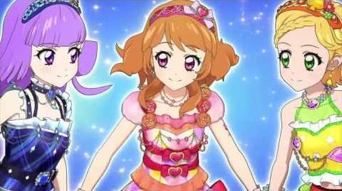 (HD)Aikatsu!-Luminas-Lovely Party Collection (Episode 156)