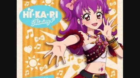 Aikatsu Idol Activity Hikari and Ran Ver Short MP3 Link