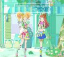 "TV Anime/Data Carddass ""Aikatsu Stars!"" Insert Song Singiel 2 - Letnia Kolekcja"