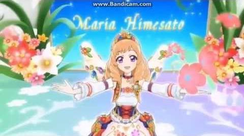 Aikatsu! Maria Aurora Princess