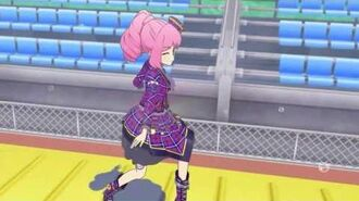 (HD) Aikatsu Stars - Episode 38 - Laura - 1, 2, Sing for you! -