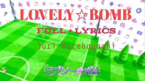 Aikatsu! Lovely Bomb Full Lyrics Aoi Kiriya