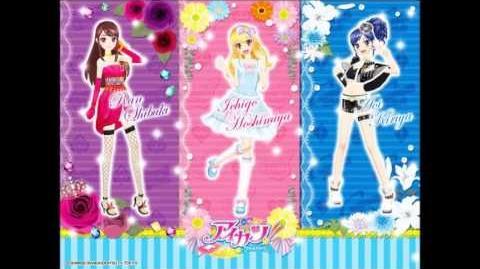 Aikatsu Opening 2 full Diamond Happy
