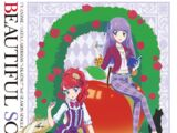 "TV Anime/Data Carddass ""Aikatsu!"" Trzeci Sezon Insert Song Singiel - Piękna Piosenka"