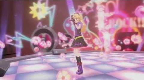 Aikatsu! Season 2 Episode 2 Aidoru Katsudo Ichigo rock ver.