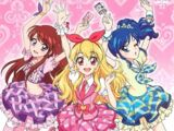 Aikatsu! Franchise DVD and BD Releases/1st Season/Rental Edition