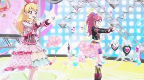 Aikatsu!2 Ichigo y Seira Kira Power