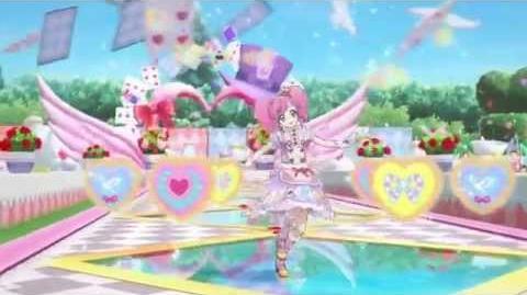 (HD)Aikatsu!-Madoka-Hello New World! (Episode 133)