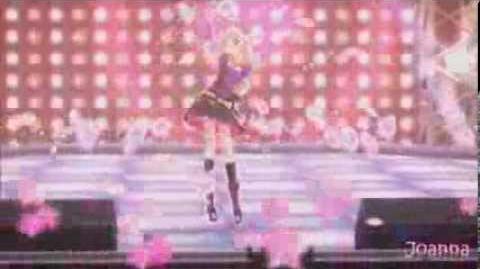 (HD) Aikatsu SEASON 2 - Hoshimiya Ichigo - AIKATSU KATSUDO - Rock ver. (episode 2)