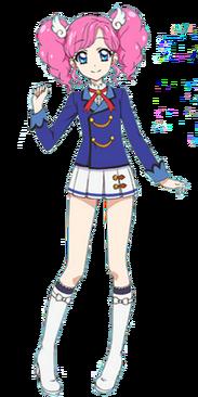 Madoka uniform profile 2