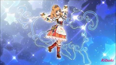 【HD】Aikatsu! - Aurora Princess 【FULL SONG】