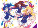 "TV Anime ""Aikatsu!"" 2nd Season New OP/ED Themes - SHINING LINE* / Precious"