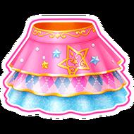 Pink Star Coord Dół