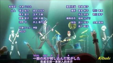 【HD】Aikatsu! - episode 44 - More Than True - Ailice Blue No Kiss【中文字幕】