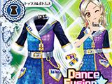Top of Dancer Coord