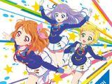 "TV Anime ""Aikatsu!"" 4th Season OP/ED Themes - START DASH SENSATION / lucky train!"