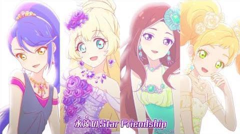 【アイカツ!フォトonステージ!!】オリジナル新曲「Jewel Star Friendship☆」プロモーションムービー(フォトカツ!)
