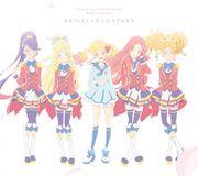 Aikatsu Stars! Best Album 1