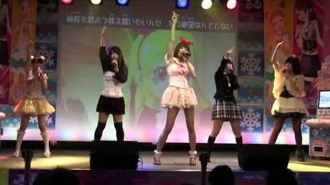テレビアニメ「アイカツ!」オープニング「Signalize」
