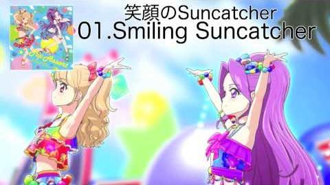 Aikatsu! Pop Assort Smiling Suncatcher Full Song-0