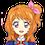 Akari Ōzora Userbox Picture