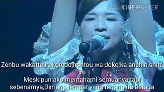 "Aikatsu! Music Festa 2016 "" Glass Doll"" Subtitle Indonesia"