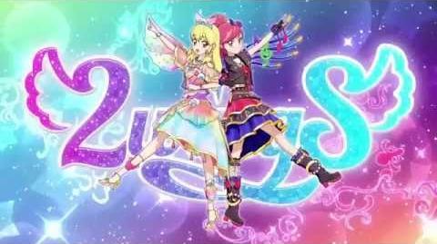 (HD)-Aikatsu!- 2wingS- Sweet Sp!cy - Episode 94