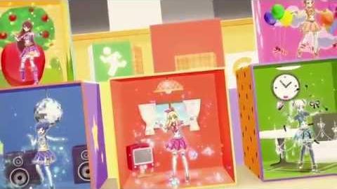 Aikatsu!-Yurika&Otome&Soleil- Fashion Check! - Episode 86