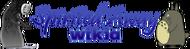 Spirited Away Wiki Wordmark