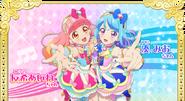 Aine Yuuki and Mio Minato Teaser