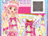 Rose Pink Feuille Coord