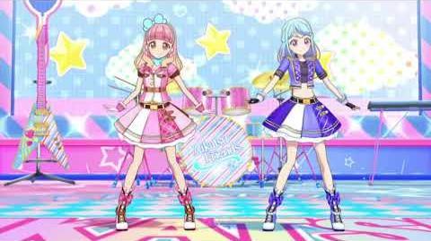 Aikatsu Friends! EP1 Stage