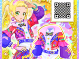Romantic Colorful Jam Coord