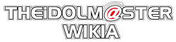 THE iDOLM@STER Wikia Wordmark