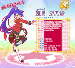 Tsubasa Character Profile 1