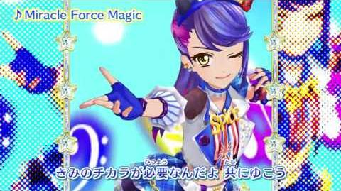 アイカツスターズ!ミュージックビデオ『Miracle Force Magic』をお届け♪