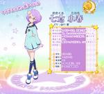 Koharu Character Profile 1