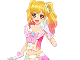 Shine Ed/Pink Shine Stars Coord