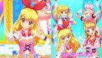 Ichigo,Akari,Yume and Aine Aikatsu!,Aikatsu Stars! and Aikatsu Friends!
