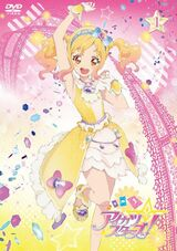 Aikatsu Stars! Franchise DVD and BD Releases