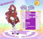 Yozora Character Profile 1